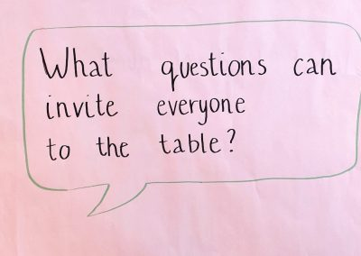 World Cafe question 1